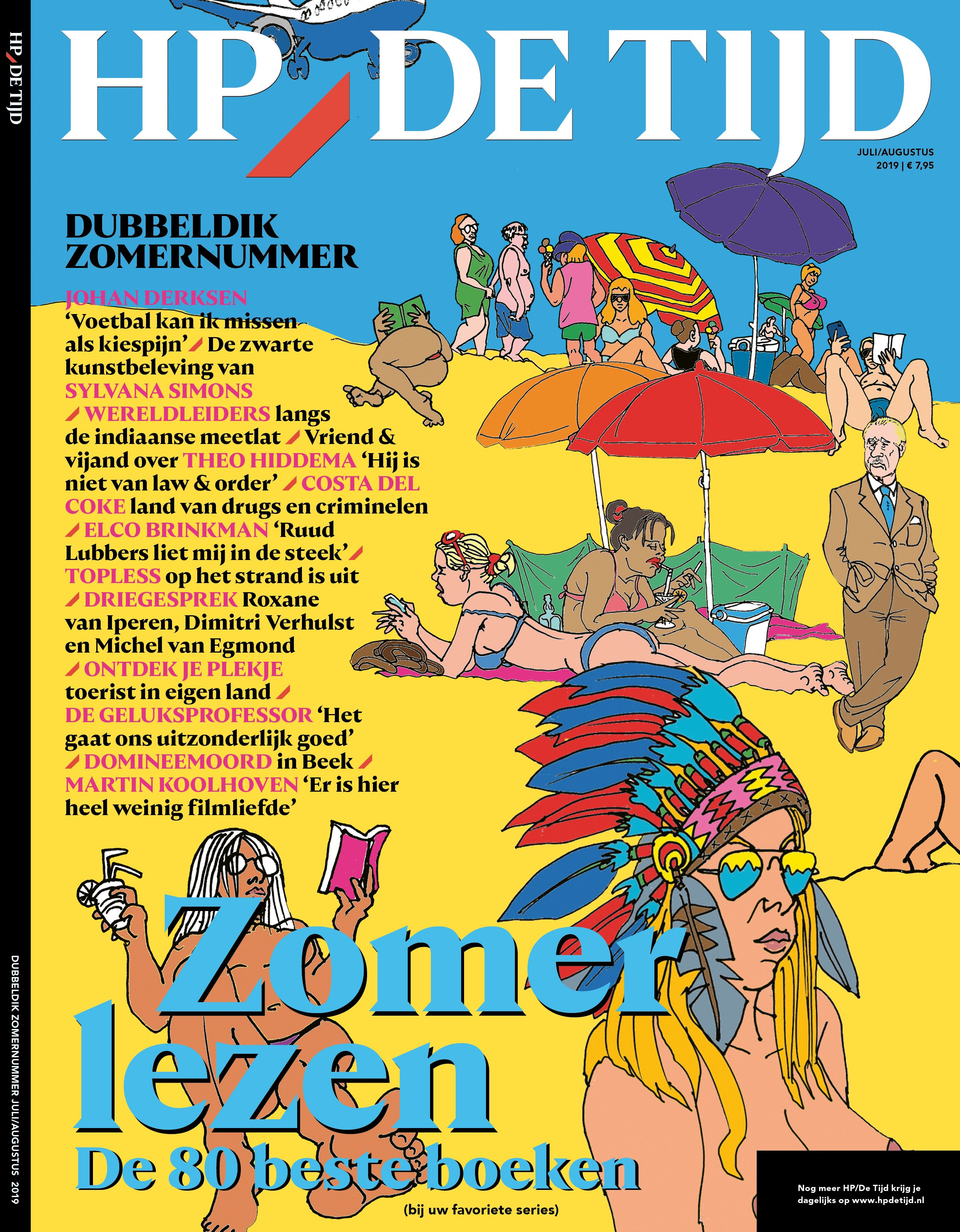 cover Hp Zomer 19